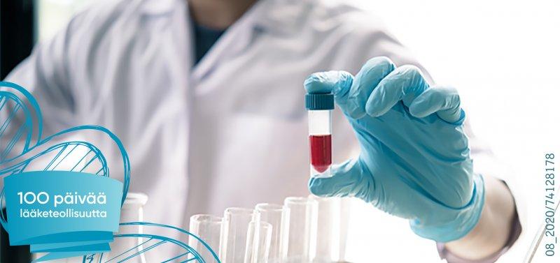 Biopankkien näytekokoelmat osaksi tulevaisuuden lääketiedettä